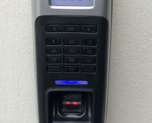 Keyeo Locks & Security Singapore Locksmith Access Control System Commercial Office Biometric Fingerprint