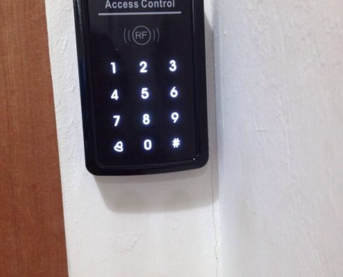 Keyeo Locks & Security Singapore Locksmith Access Control System Commercial