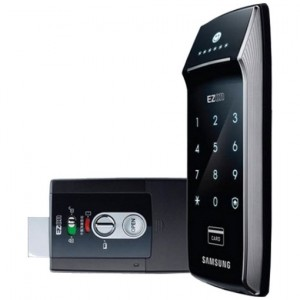 Keyeo Locks & Security Singapore Locksmith Samsung SHS 2621 Lock