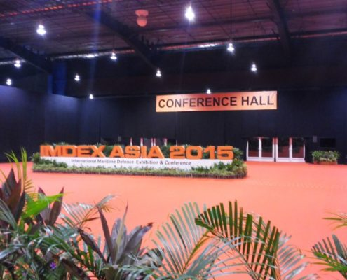 Imdex Asia 2015 Event