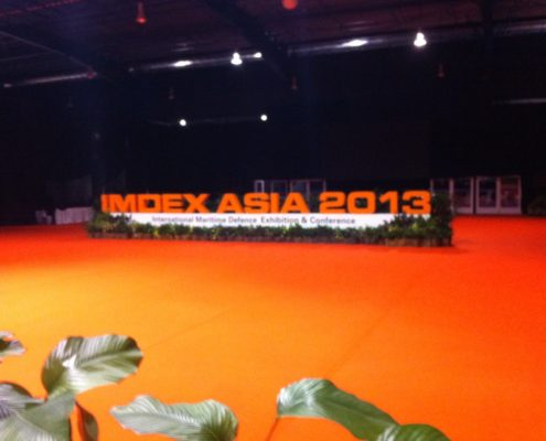 Imdex Asia 2013 Event