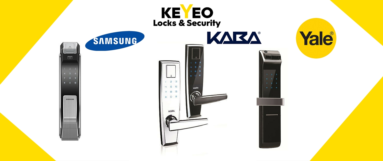 Keyeo Locks & Security Singapore Locksmith Digital Smart Lock